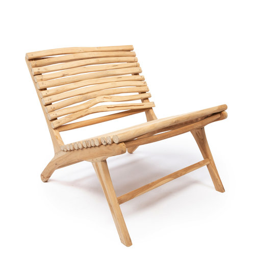 Bazar Bizar Fauteuil The Islander - Natural