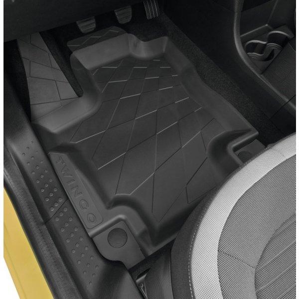 Renault Twingo Renault Twingo – Automatten – rubber – set van 4