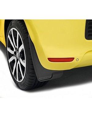 Renault Twingo 2014 – heden Renault Twingo - Spatlappen - Zwart