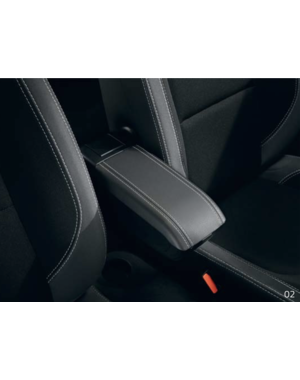 Renault Clio 4 (2012 - 2019) Renault Clio (2012 - 2019) - Armsteun – montage stoel