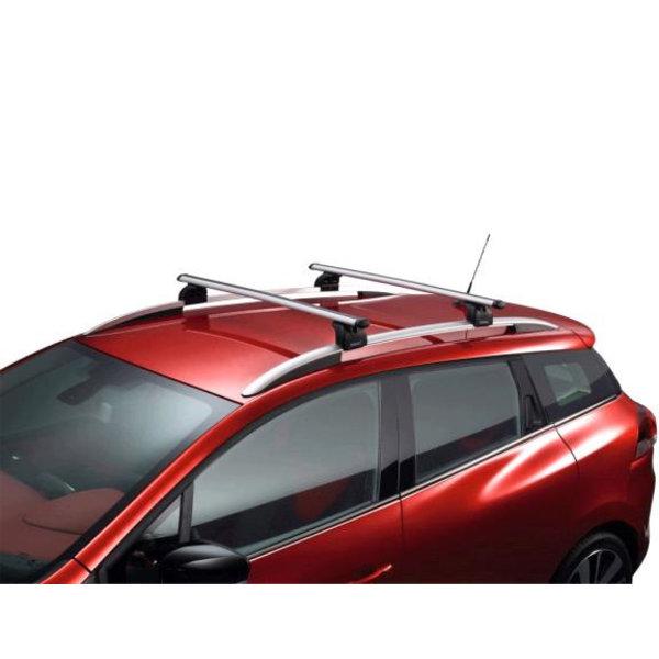 Renault Clio IV | 2012 – 2019 Renault Clio (2012 - 2019) - Dakdragers – Estate – Aluminium