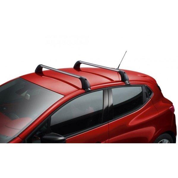 Renault Clio IV | 2012 – 2019 Renault Clio (2012 - 2019) - Dakdragers – Aluminium – Hatchback