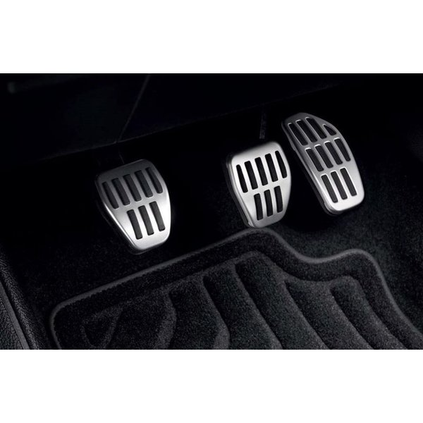 Renault Clio 5 (vanaf 2019) Renault Clio (vanaf 2019) - Sportpedalen - Automaat