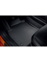 Renault Clio V | 2019 – heden Automatten Renault Clio V – rubber
