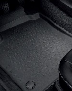Renault Clio 5 (vanaf 2019) Renault Clio (vanaf 2019) - Automatten – Rubber