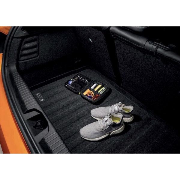 Renault Clio V | 2019 – heden Renault Clio (vanaf 2019) - Kofferbakmat – Omkeerbaar