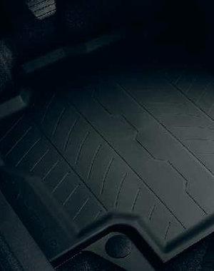 Renault Captur (2013 – 2019) Renault Captur (2013 – 2019) – Automatten - Rubber