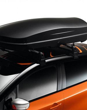 Renault Captur (2013 – 2019) Renault Captur (2013 – 2019) – Dakkoffer - 380 liter