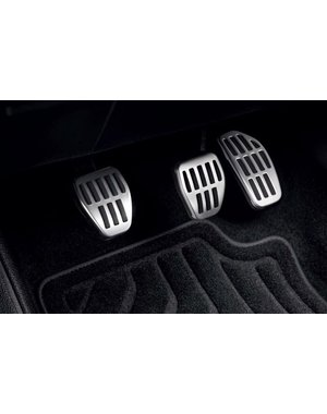 Renault Captur II | 2019 – heden Renault Captur (vanaf 2019) – Sportpedalen - Handgeschakeld