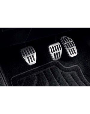 Renault Captur II | 2019 – heden Renault Captur (vanaf 2019) – Sportpedalen - Automaat