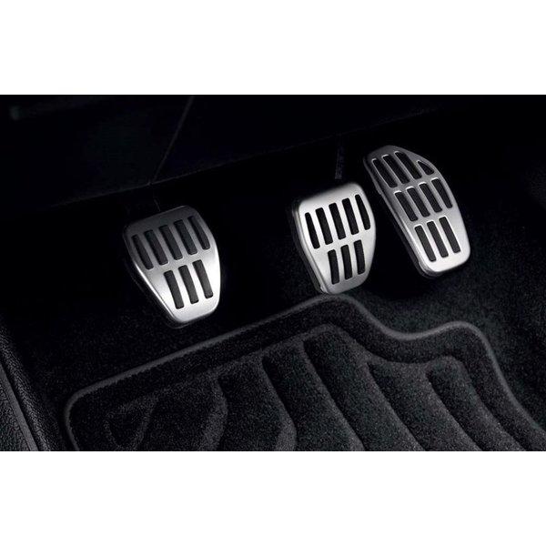 Renault Captur | 2019 – heden Renault Captur (vanaf 2019) – Sportpedalen - Automaat