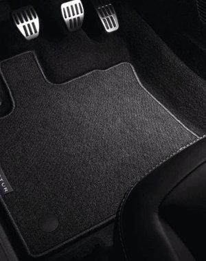 Renault Captur | 2019 – heden Renault Captur (vanaf 2019) – Automatten - Stof