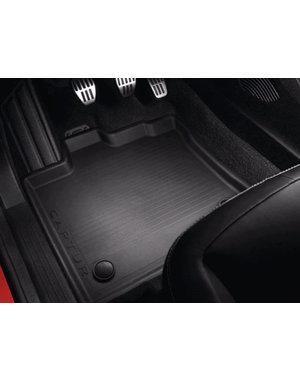 Renault Captur II | 2019 – heden Renault Captur (vanaf 2019) – Automatten - Rubber