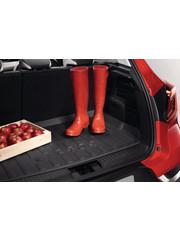 Renault Captur II | 2019 – heden Kofferbakmat Renault Captur II – rubber