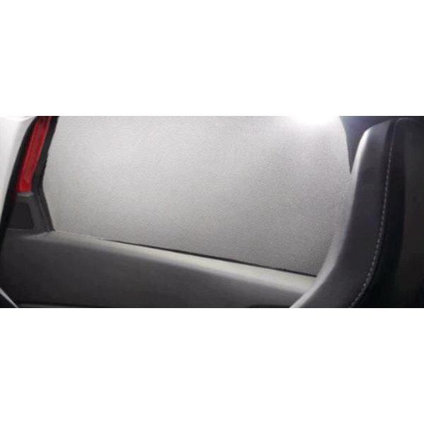 Renault Captur II   2019 – heden Renault Captur (vanaf 2019) – Zonneschermen - Volledig pakket