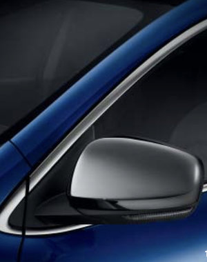 Renault Kadjar | 2015 – heden Renault Kadjar (vanaf 2015) - Spiegelkappen - Chrome