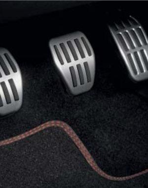 Renault Kadjar | 2015 – heden Renault Kadjar (vanaf 2015) - Sportpedalen - Automaat
