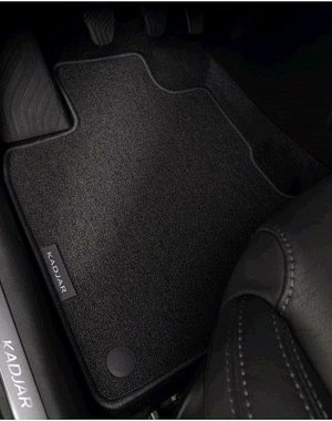 Renault Kadjar | 2015 – heden Renault Kadjar (vanaf 2015) - Automatten - Stof