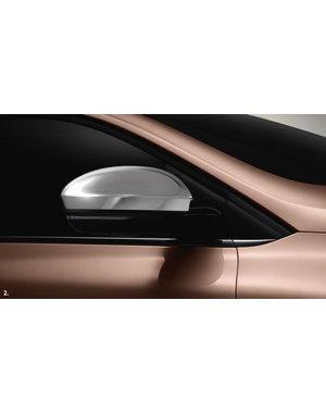 Renault Megane IV | 2016 – heden Renault Megane (vanaf 2016) - Spiegelkappen - Chrome