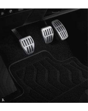 Renault Megane IV | 2016 – heden Renault Megane (vanaf 2016) - Sportpedalen - Handgeschakeld
