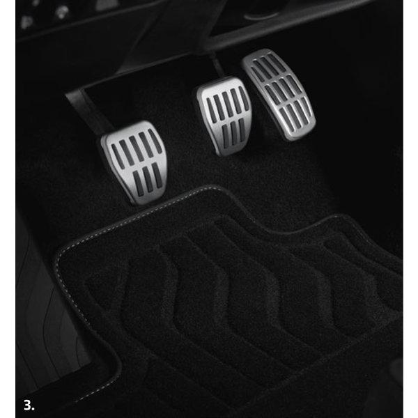 Renault Megane | 2016 – heden Renault Megane (vanaf 2016) - Sportpedalen - Automaat