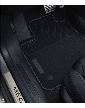 Renault Megane IV | 2016 – heden Renault Megane (vanaf 2016) - Automatten - Stof