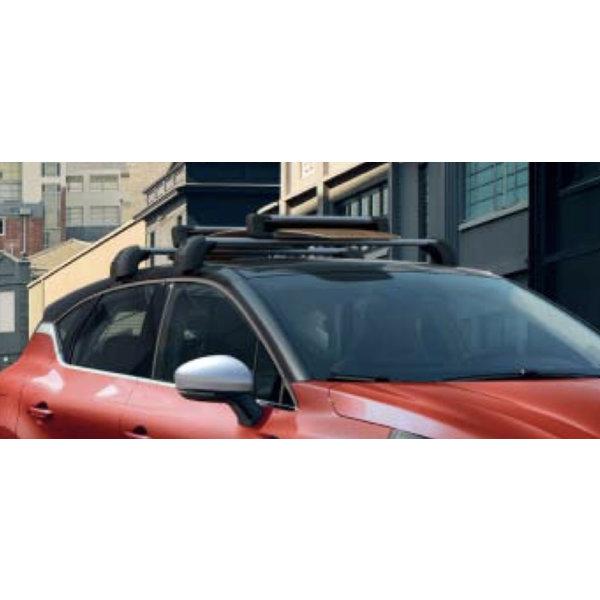 Renault Captur | 2019 – heden Renault Captur (vanaf 2019) – Dakdragers - QuickFix - Montage op langdragers