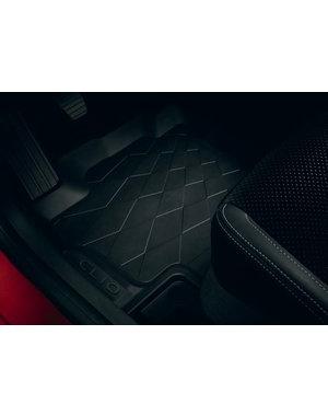Renault Clio IV | 2012 – 2019 Renault Clio (2012 - 2019) - Automatten - rubber