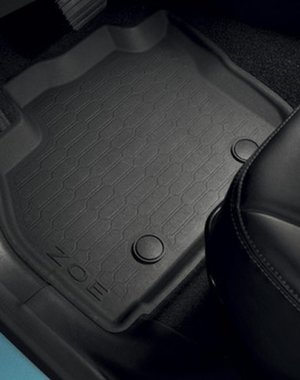 Renault ZOE Renault ZOE - Automatten - Rubber