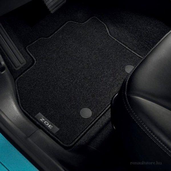 Renault ZOE Renault ZOE - Automatten - Stof
