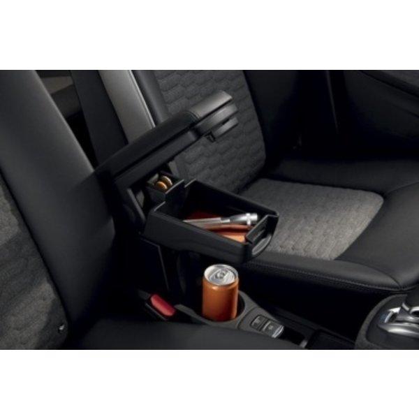 Renault ZOE Armsteun Renault ZOE – stof – zwart