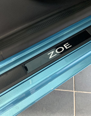 Renault ZOE Renault ZOE - Instaplijsten - Grijs