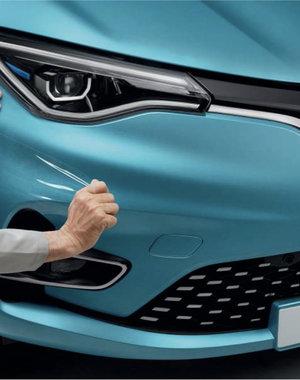 Renault ZOE Renault ZOE - Carrosseriebescherming