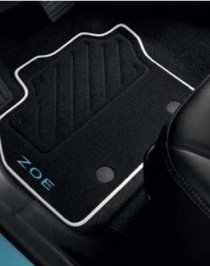 Renault ZOE Renault ZOE - Automatten - Stof - Premium