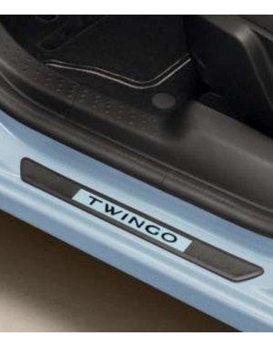 Renault Twingo Renault Twingo - Instaplijsten - Dragée Blauw