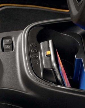 Renault Twingo Renault Twingo - Inductielader Smartphone