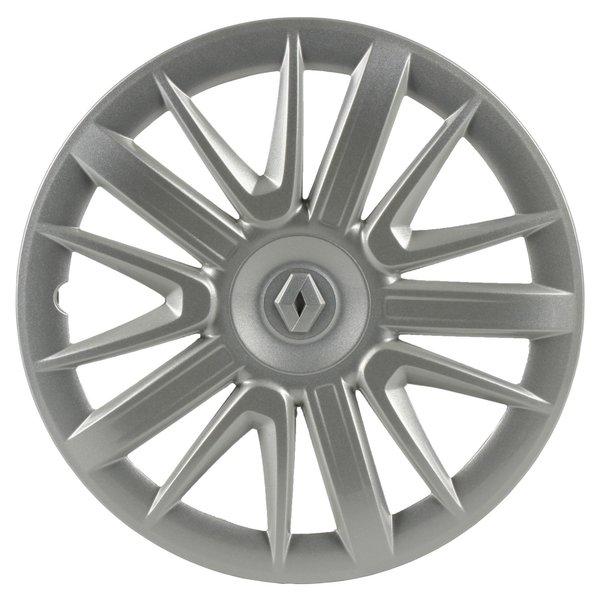 """Renault Twingo 15"""" wieldoppen Eldo"""
