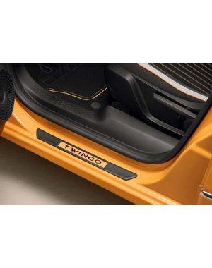 Renault Twingo Renault Twingo - Dorpelbescherming Mango Geel