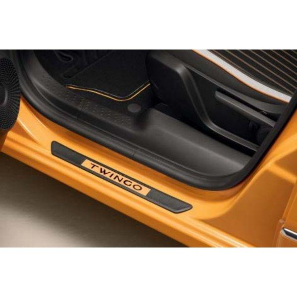 Renault Twingo Dorpelbescherming Renault - Mango Geel
