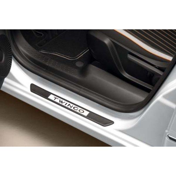 Renault Twingo Renault Twingo - Dorpelbescherming - Cristal Wit