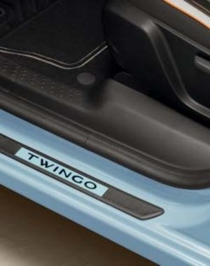 Renault Twingo Renault Twingo - Dorpelbescherming Dragée Blauw