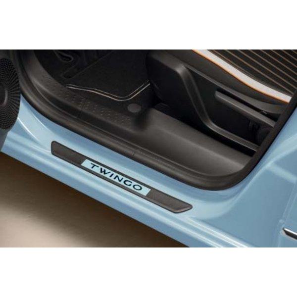 Renault Twingo Dorpelbescherming Twingo - Dragée Blauw