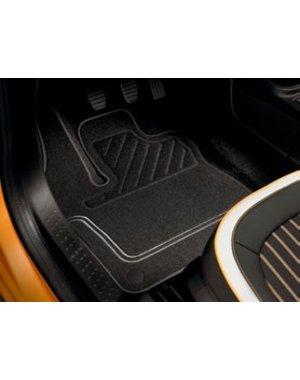 Renault Twingo Renault Twingo - Automatten - Stof - Grijs