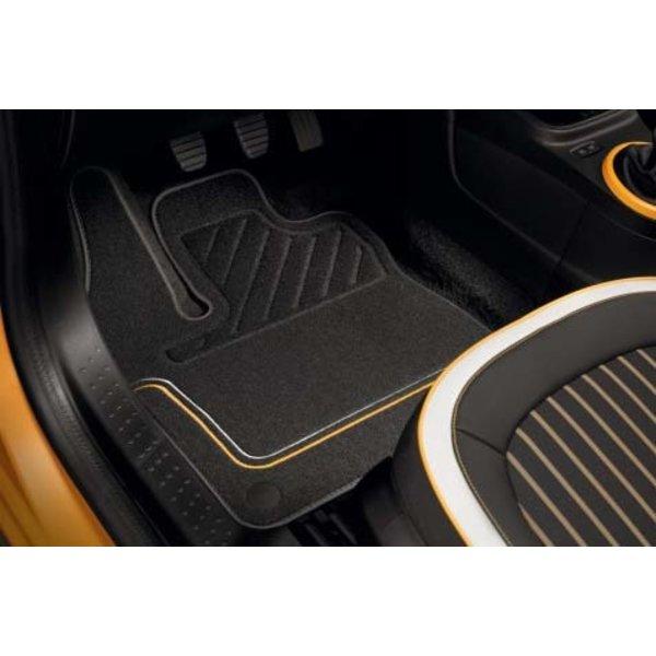 Renault Twingo Renault Twingo - Automatten - Stof - Set van 4