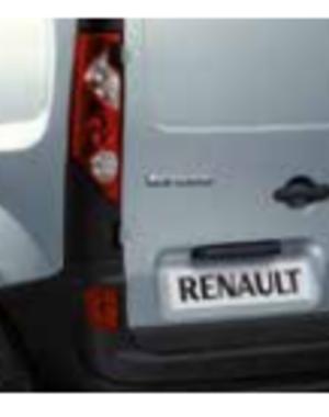 Renault KANGOO Renault KANGOO - Beschermstrip achterklep