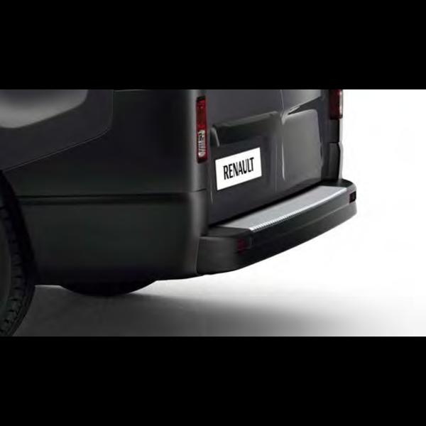 Renault Trafic QT Laaddrempelbeschermer 5-traans