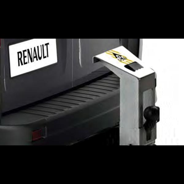 Renault Trafic QT Safeguard deurbeveiliging