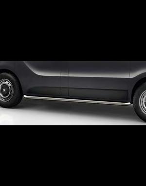 Renault Trafic Renault Trafic - RVS sidebar L1 (mat)