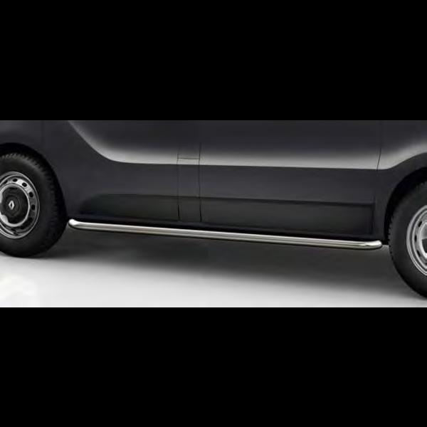Renault Trafic QT RVS sidebar L1 (mat)