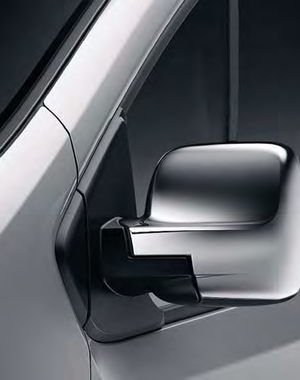 Renault Trafic Renault Trafic - Spiegelkappen